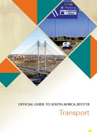 Cover page of Transport chapter in South Africa Pocket Guide