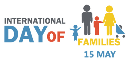 International Day of Families - May  15