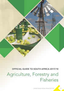 Agriculture, Forestry and Fisheries chapter in Official Guide to South Africa 2017/2018
