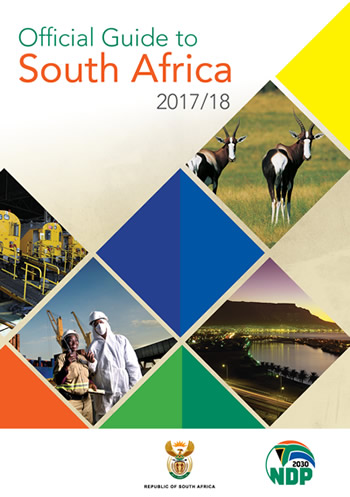 Official Guide to South Africa 2017/18