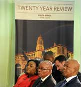 Launch of the 20 Years Review