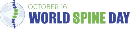 World Spine Day logo