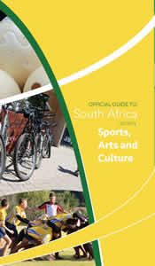 Sports, Arts and Culture chapter in the Official Guide to South Africa 2018/2019