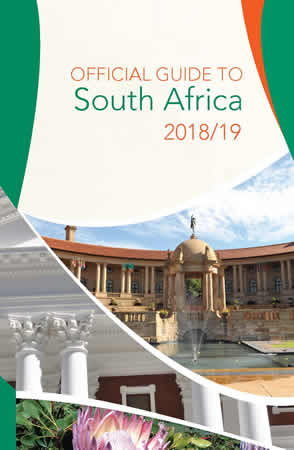 Official Guide to South Africa 2018/19