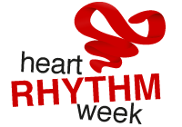 Heart Rhythm Week logo
